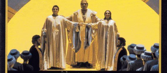 モーツァルト:歌劇「魔笛」K.620(レヴァイン&MET)